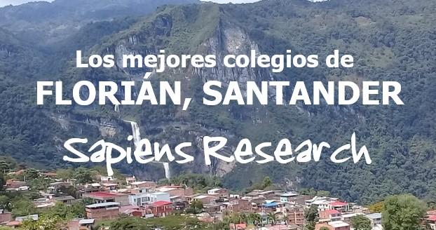 Los mejores colegios de Florián, Santander