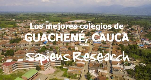 Los mejores colegios de Guachené, Cauca