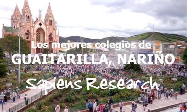 Los mejores colegios de Guaitarilla, Nariño