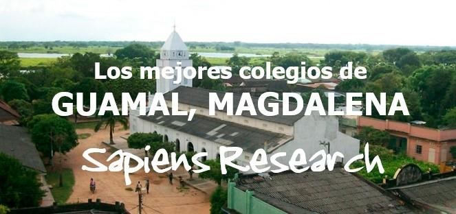 Los mejores colegios de Guamal, Magdalena