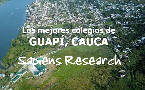 Los mejores colegios de Guapí, Cauca