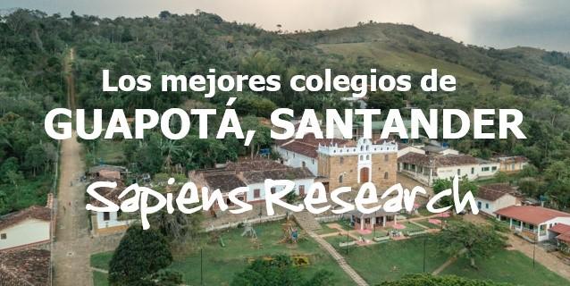 Los mejores colegios de Guapotá, Santander