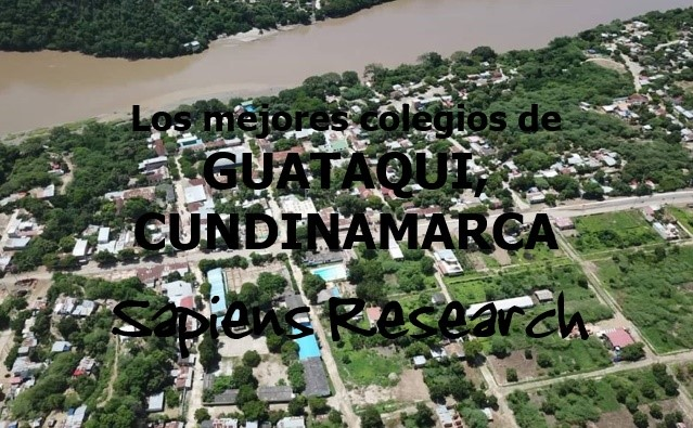Los mejores colegios de Guataquí, Cundinamarca