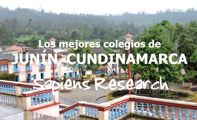 Los mejores colegios de Junín, Cundinamarca