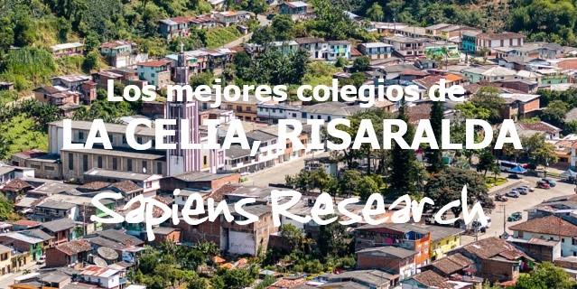 Los mejores colegios de La Celia, Risaralda