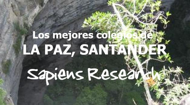 Los mejores colegios de La Paz, Santander