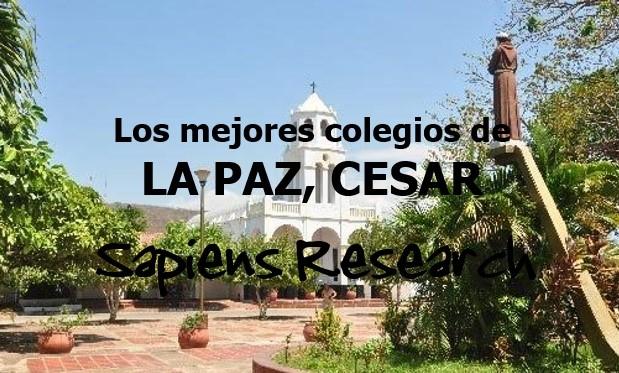 Los mejores colegios de La Paz, Cesar