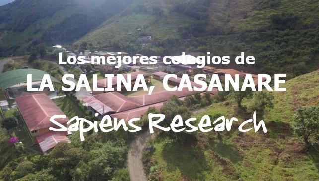 Los mejores colegios de La Salina, Casanare