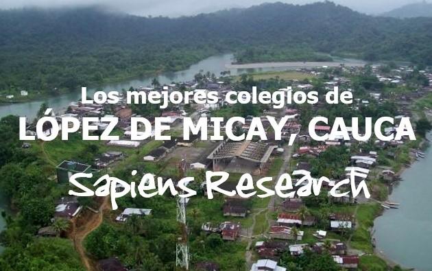 Los mejores colegios de López de Micay, Cauca