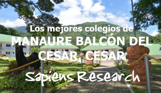 Los mejores colegios de Manaure Balcón del Cesar, Cesar