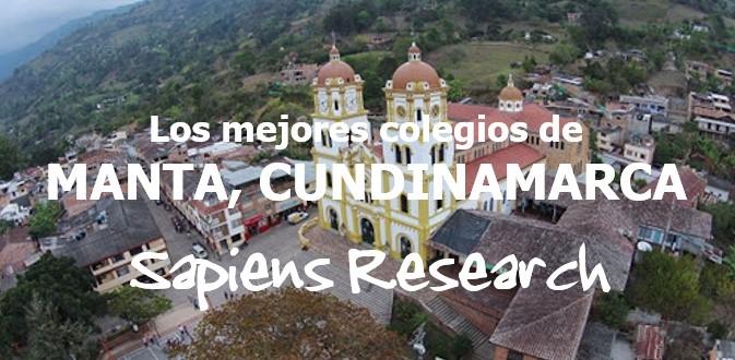 Los mejores colegios de Manta, Cundinamarca