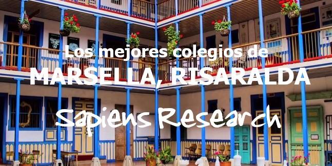 Los mejores colegios de Marsella, Risaralda
