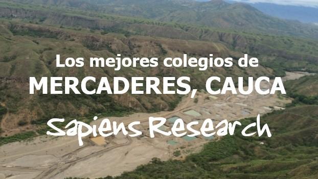 Los mejores colegios de Mercaderes, Cauca