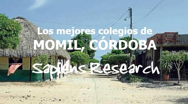 Los mejores colegios de Momil, Córdoba