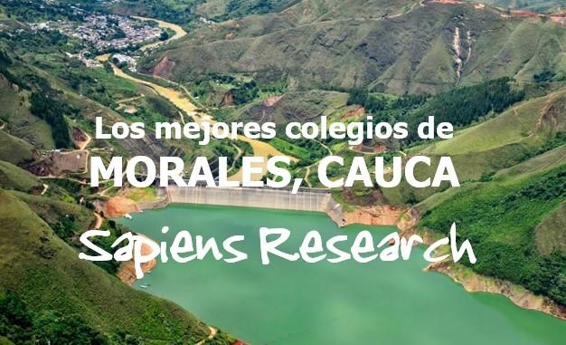 Los mejores colegios de Morales, Cauca