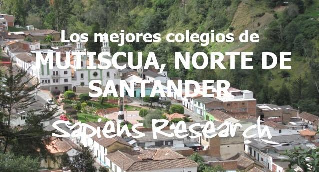Los mejores colegios de Mutiscua, Norte de Santander