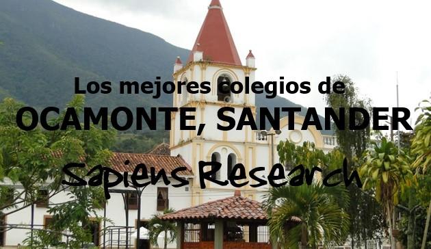 Los mejores colegios de Ocamonte, Santander