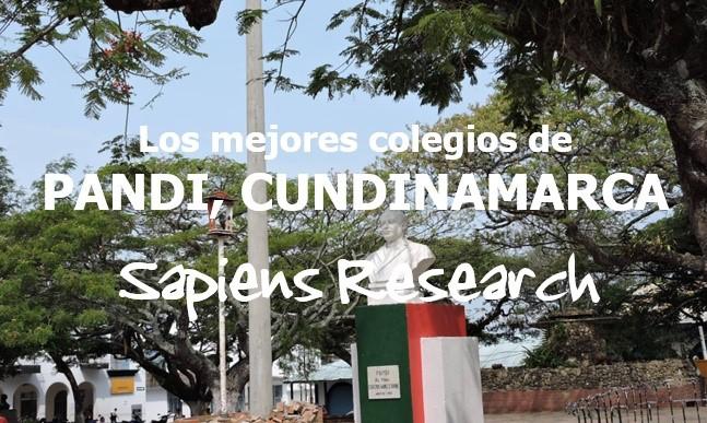 Los mejores colegios de Pandi, Cundinamarca