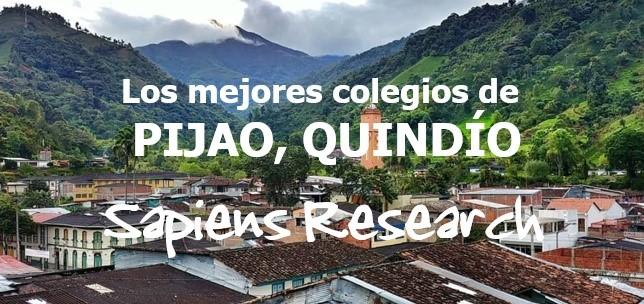 Los mejores colegios de Pijao, Quindío