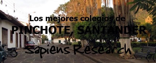 Los mejores colegios de Pinchote, Santander