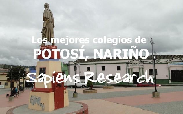 Los mejores colegios de Potosí, Nariño