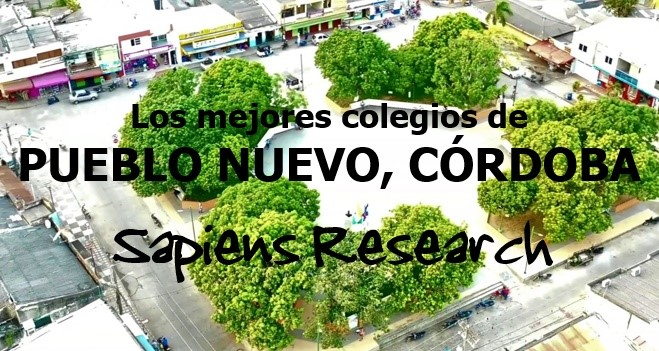 Los mejores colegios de Pueblo Nuevo, Córdoba