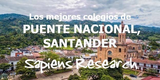 Los mejores colegios de Puente Nacional, Santander