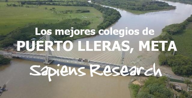 Los mejores colegios de Puerto Lleras, Meta