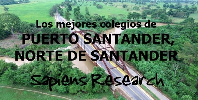 Los mejores colegios de Puerto Santander, Norte de Santander