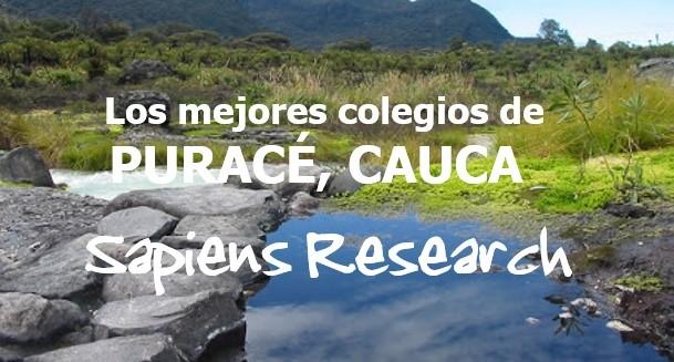 Los mejores colegios de Puracé, Cauca