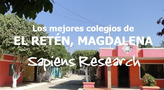 Los mejores colegios de El Retén, Magdalena