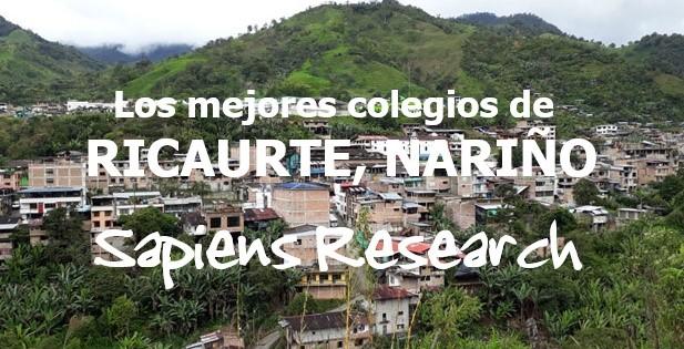 Los mejores colegios de Ricaurte, Nariño