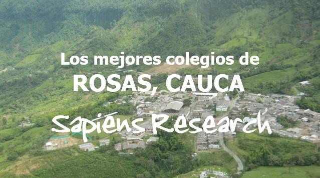 Los mejores colegios de Rosas, Cauca
