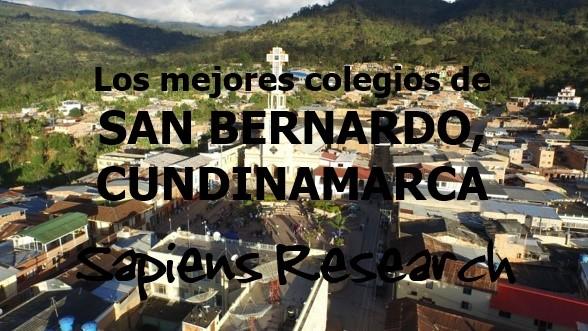 Los mejores colegios de San Bernardo, Cundinamarca