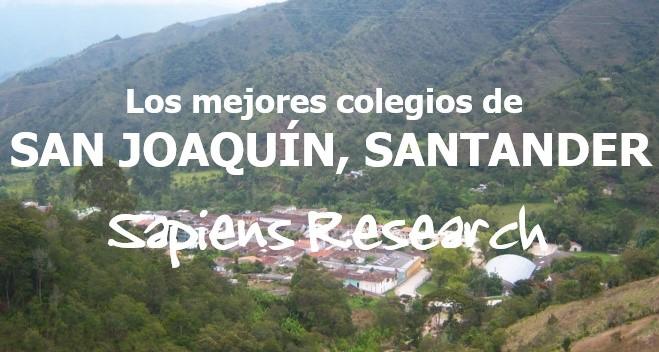 Los mejores colegios de San Joaquín, Santander
