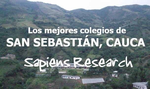 Los mejores colegios de San Sebastián, Cauca