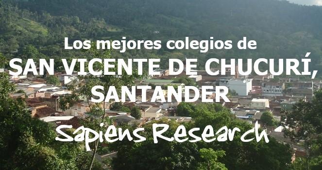 Los mejores colegios de San Vicente de Chucurí, Santander