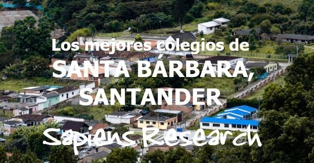 Los mejores colegios de Santa Bárbara, Santander