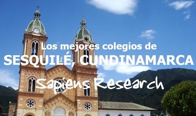 Los mejores colegios de Sesquilé, Cundinamarca
