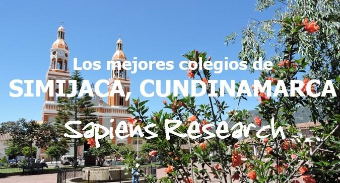 Los mejores colegios de Simijaca, Cundinamarca