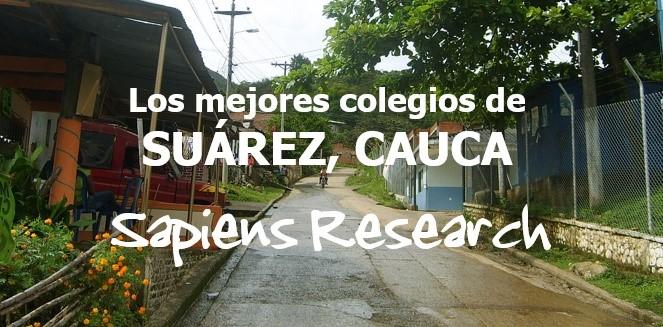 Los mejores colegios de Suárez, Cauca