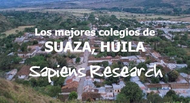 Los mejores colegios de Suaza, Huila