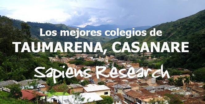 Los mejores colegios de Tauramena, Casanare