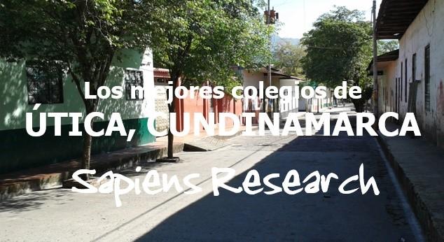 Los mejores colegios de Útica, Cundinamarca