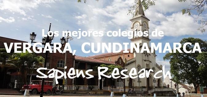 Los mejores colegios de Vergara, Cundinamarca