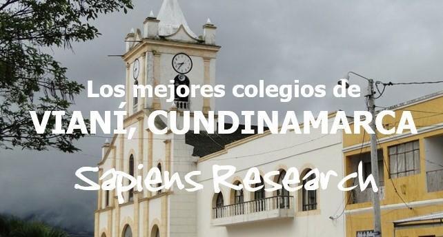 Los mejores colegios de Vianí, Cundinamarca