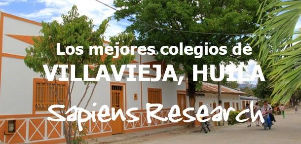 Los mejores colegios de Villavieja, Huila