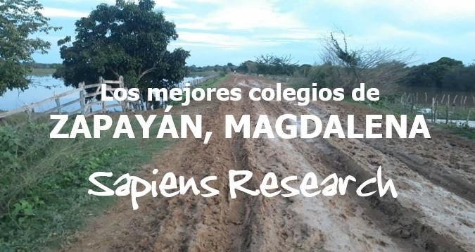 Los mejores colegios de Zapayán, Magdalena