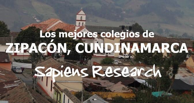 Los mejores colegios de Zipacón, Cundinamarca
