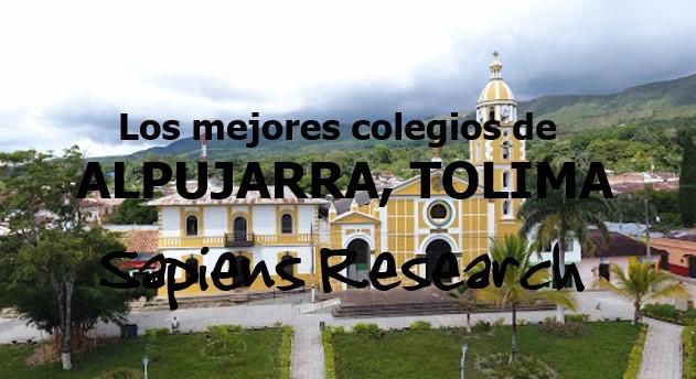 Los mejores colegios de Alpujarra, Tolima
